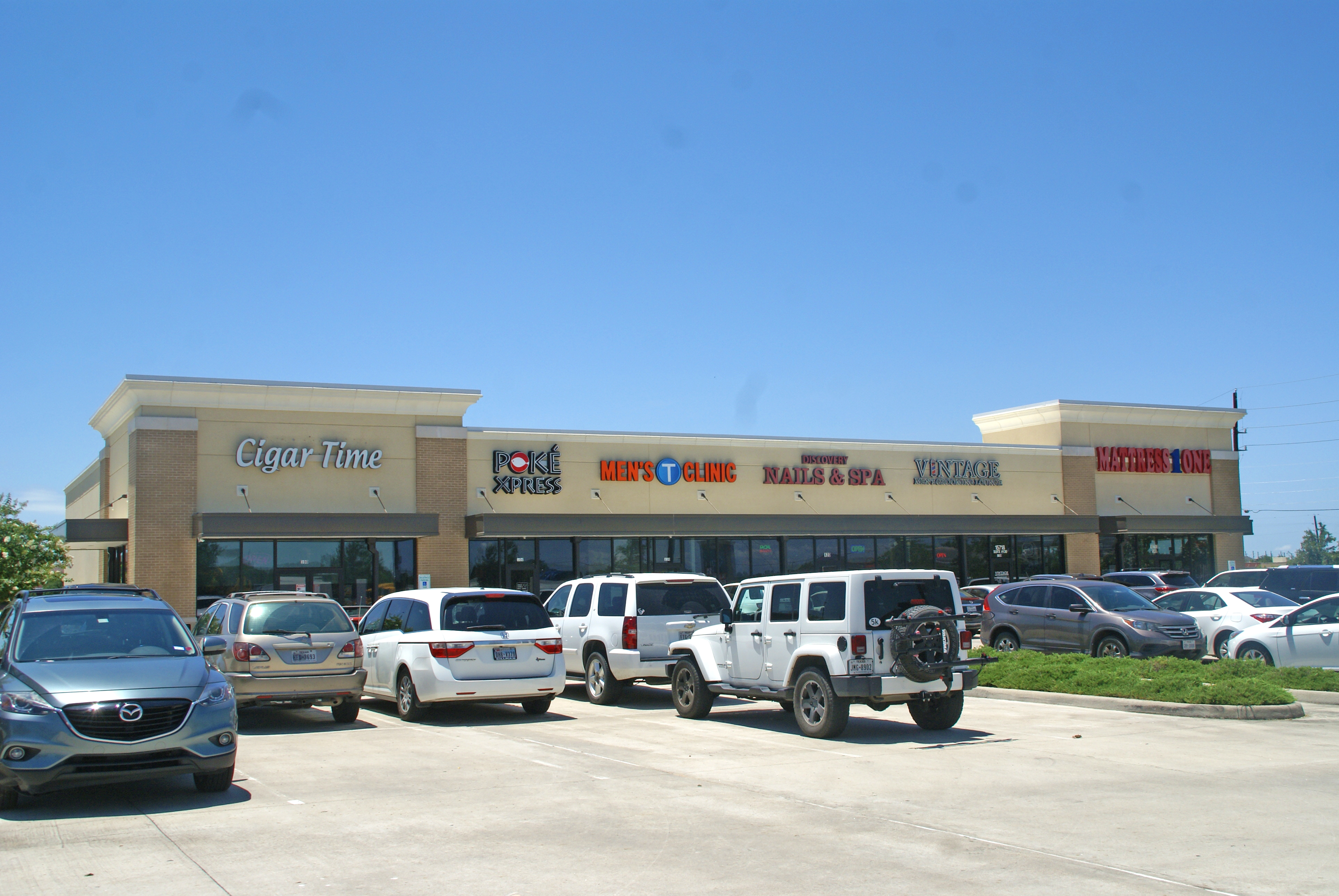 Discovery Bay Shopping Center