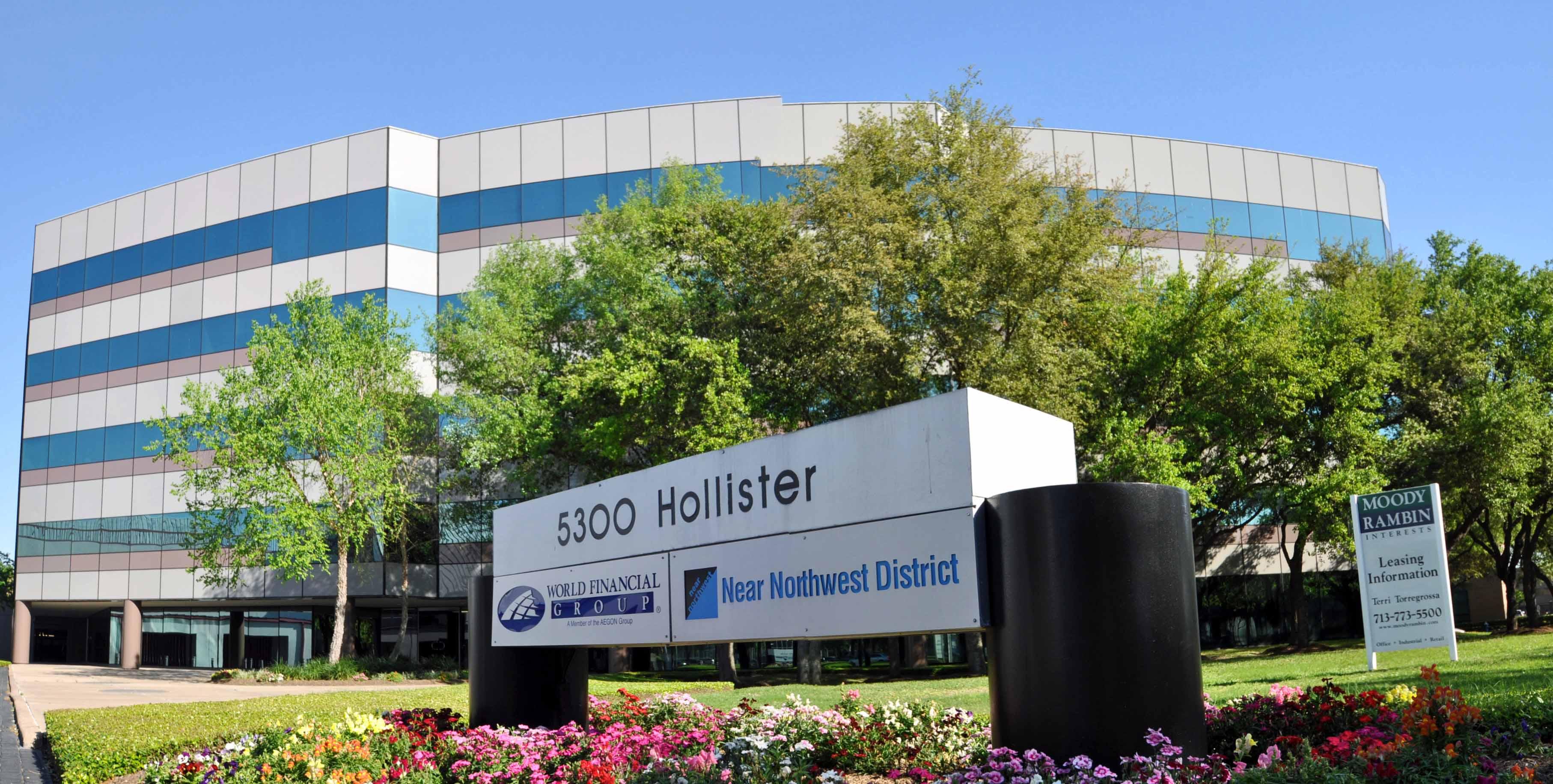 Hollister and Hillmont Bldg