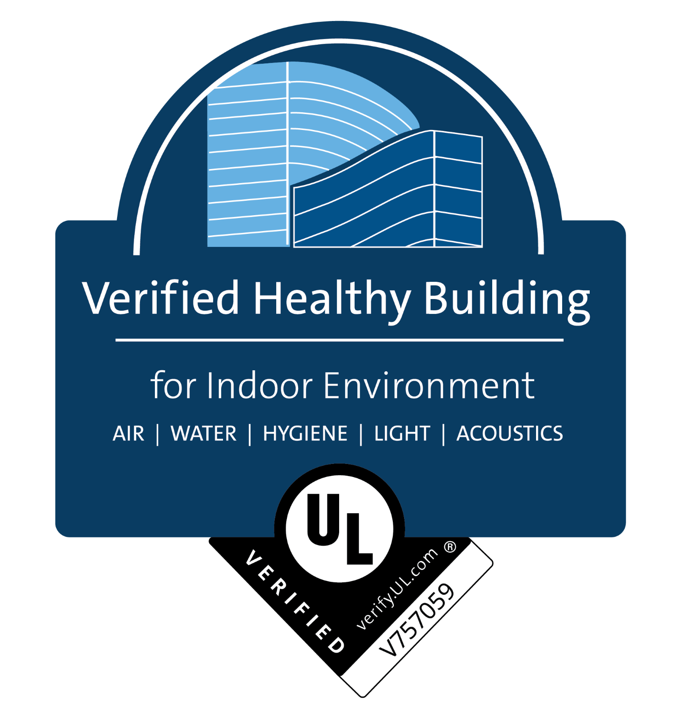 UL Verified Health Building