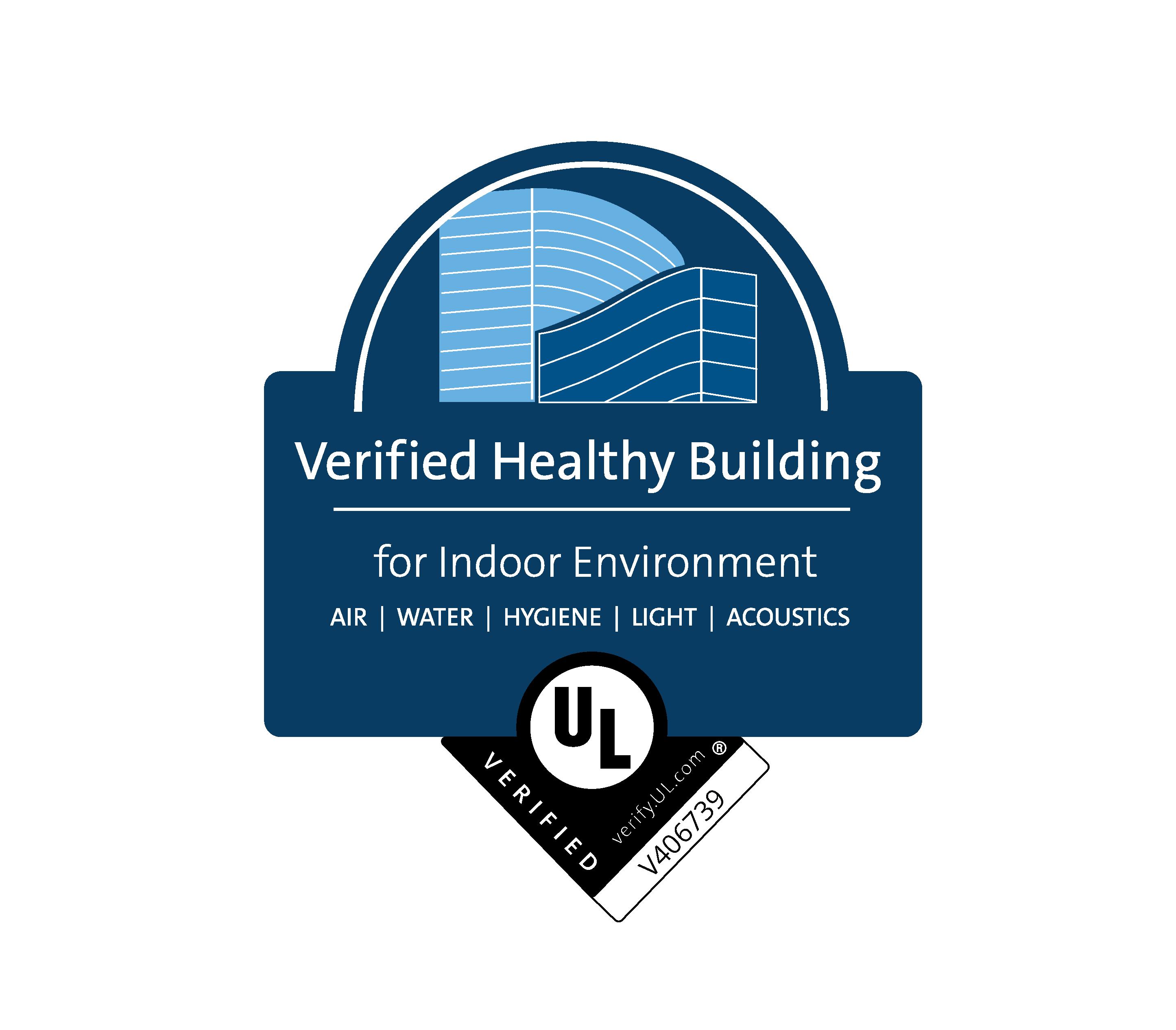 UL Verified Healthy Building