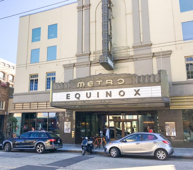 Equinox SF